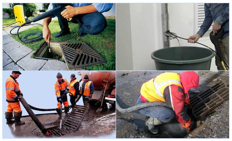 Эксплуатация и обслуживание дренажной системы и ливневой канализации — обобщенный взгляд