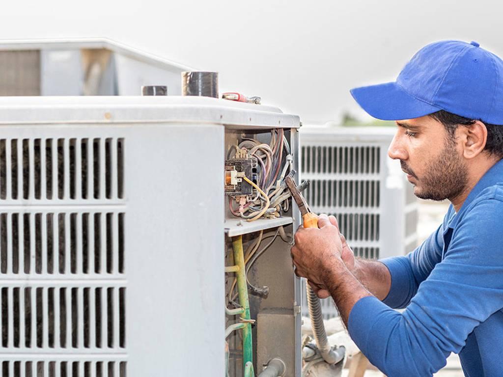 Восстановление вентиляции и работоспособности воздуховодов - точка j
