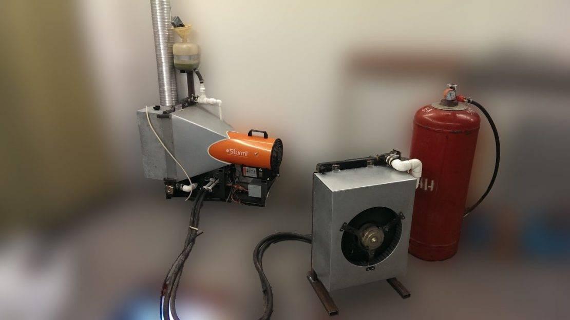 Выбираем самое экономичное отопление для гаража: сравнение вариантов
