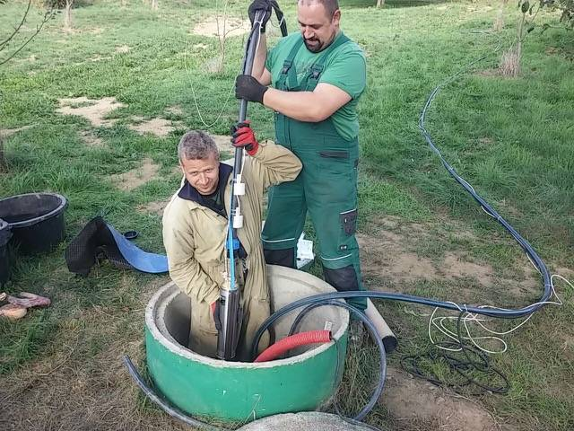 Как самостоятельно прочистить скважину?