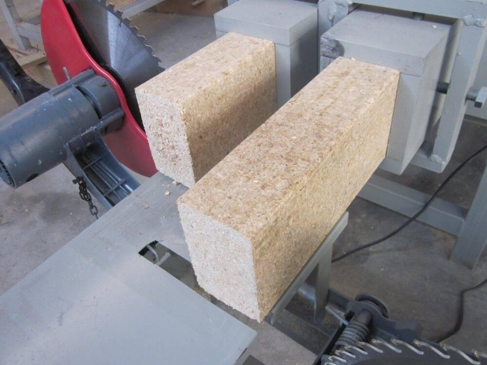 Производство самодельных топливных брикетов в домашних условиях