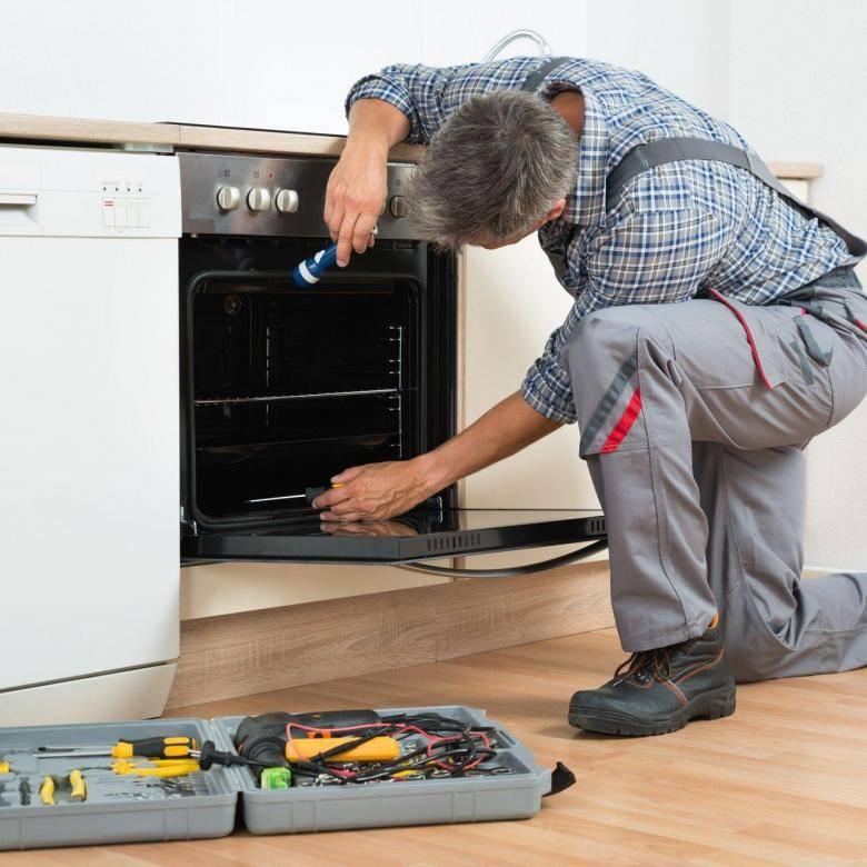 Ремонт газовых духовых шкафов: обзор основных поломок газовых духовок и рекомендации по ремонту