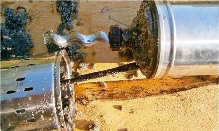 Как восстановить старую скважину для воды на даче своими руками (видео)