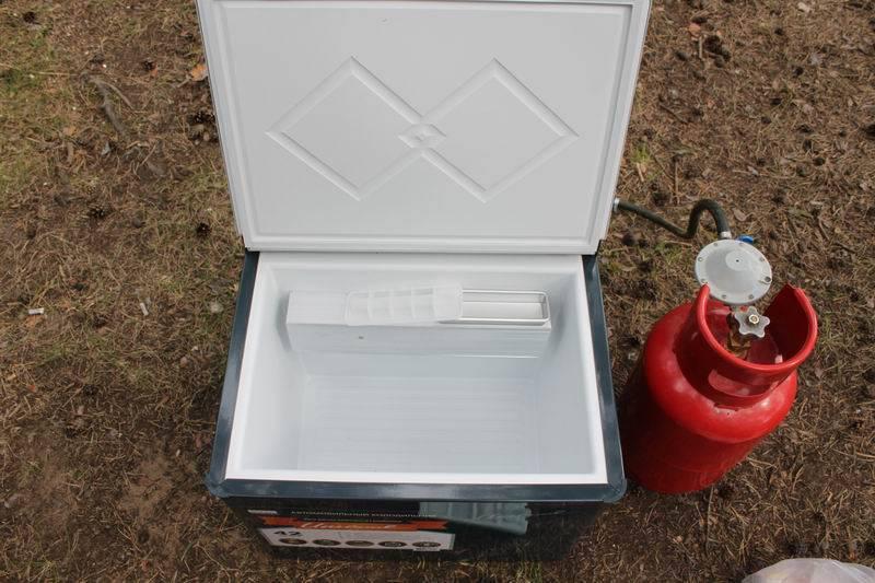 Как сделать газовый холодильник на пропане своими руками | отделка в доме