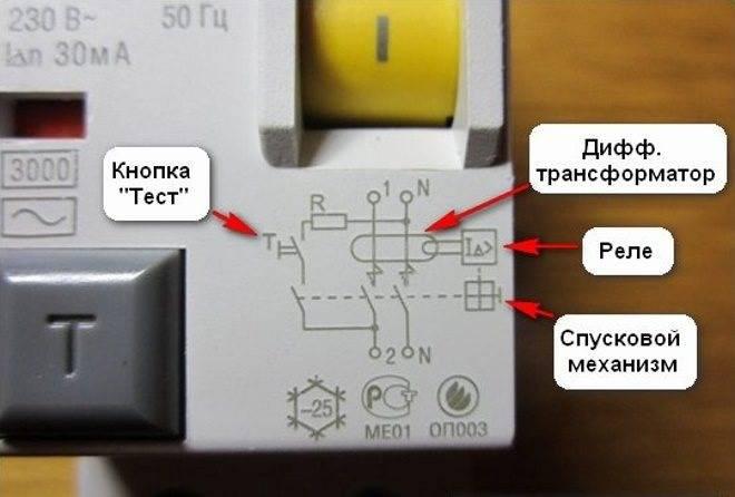 Как проверить дифавтомат