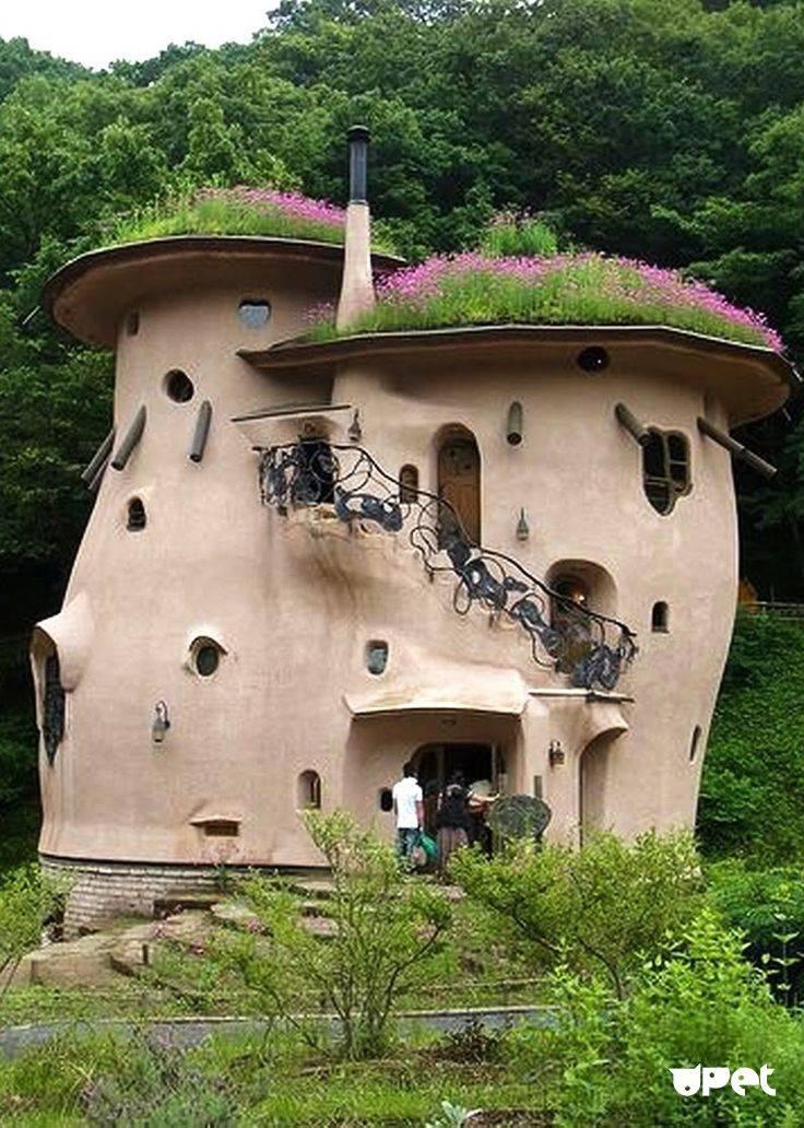 15 самых нелепых архитектурных сооружений со всего мира - zefirka