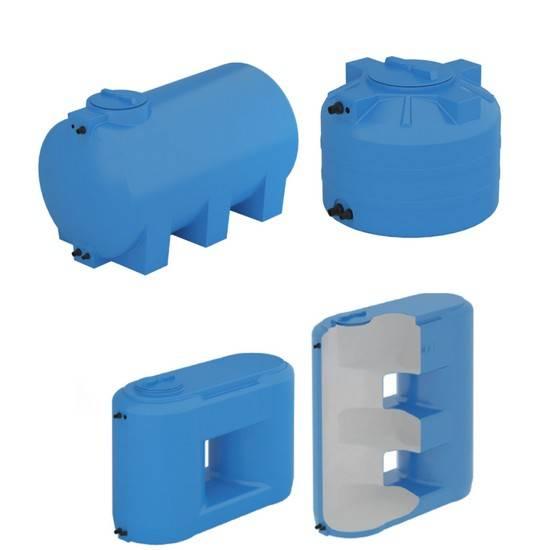 Пластиковые емкости для воды на дачу: особенности резервуаров, выбор