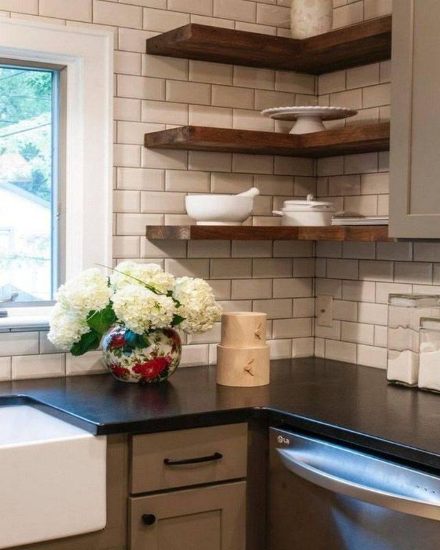 Маленькая кухня: 110 реальных фото, планировка, стиль, цвет и рисунок