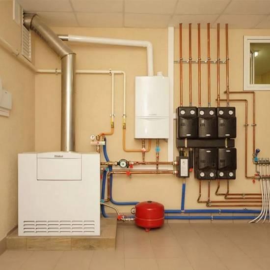 Автономное отопление в квартире – варианты организации системы