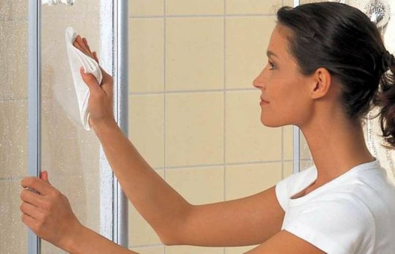 Как правильно ухаживать за душевой кабиной - чем мыть и много другое