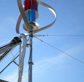 Ветрогенератор своими руками: варианты конструкции и схемы, технологии изготовления