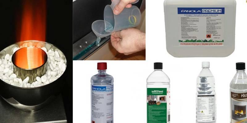 Что такое биотопливо для камина