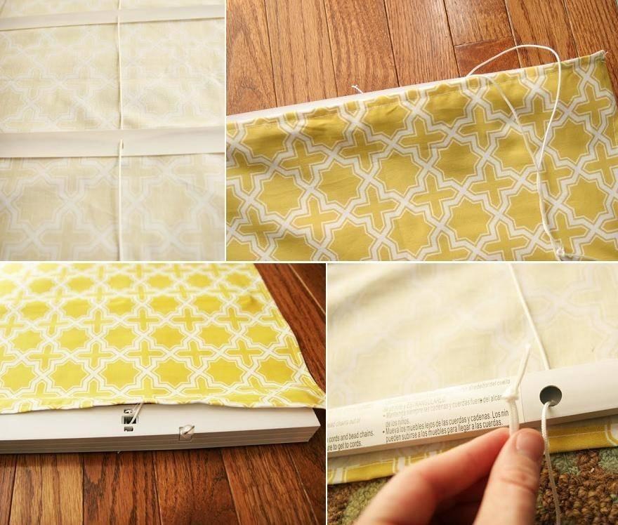 Как собрать и установить рулонные шторы: пошаговые инструкции с правилами монтажа