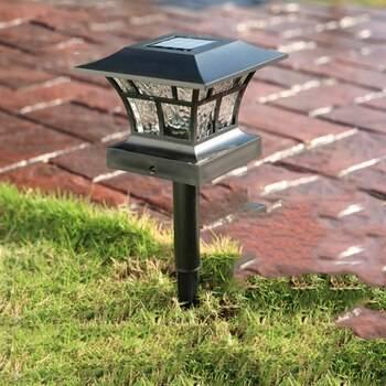 Светильники на солнечных батареях для дачи и сада ⋆ domastroika.com