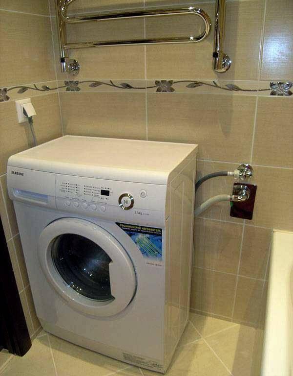 Какая розетка нужна для стиральной машины
