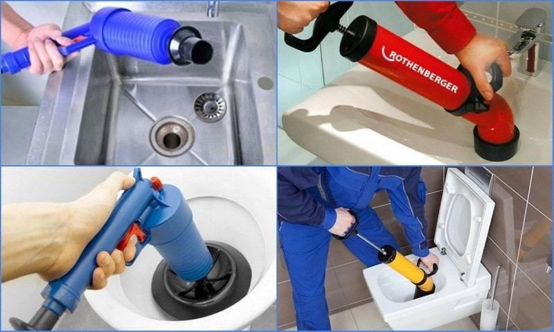 Средство для прочистки труб: обзор лучших фирм