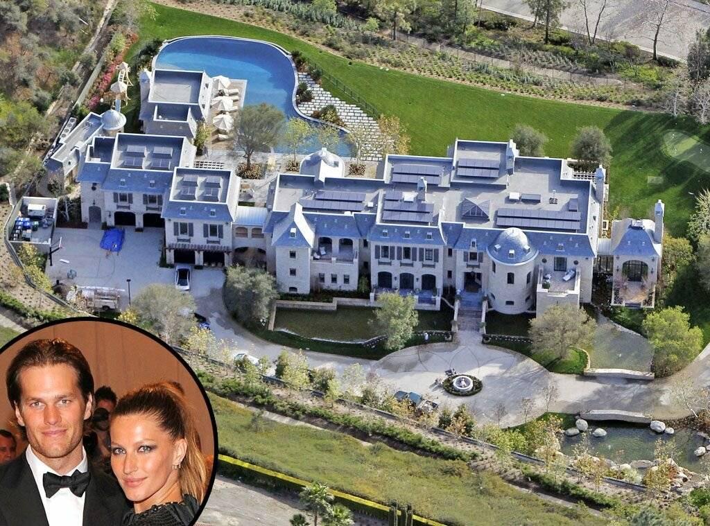 Дома самых богатых людей мира. фото