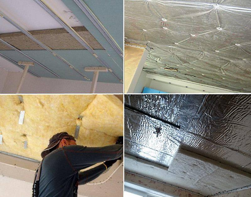 ???? шумоизоляция потолка в квартире своими руками: выбор материалов и монтаж