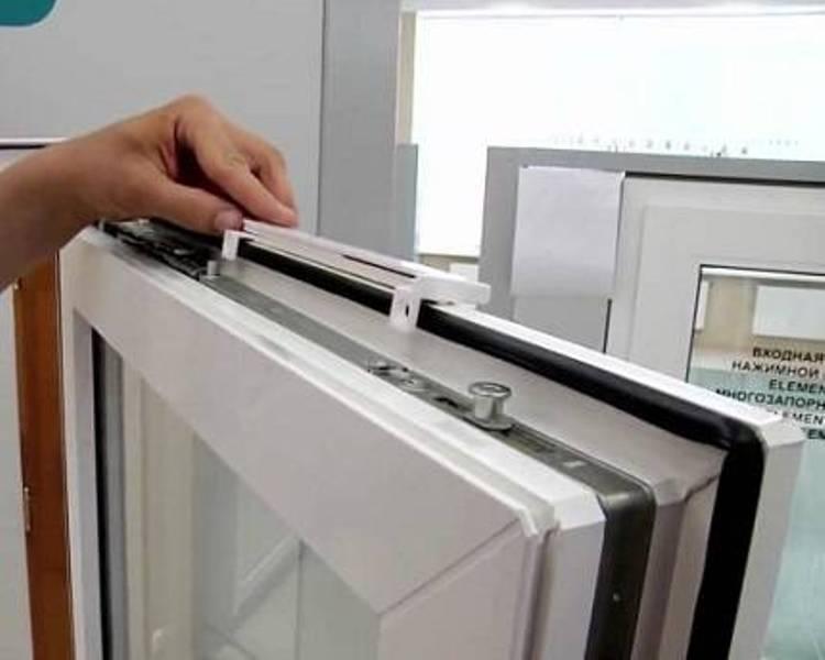 Приточный клапан на пластиковые окна: принцип действия, модели