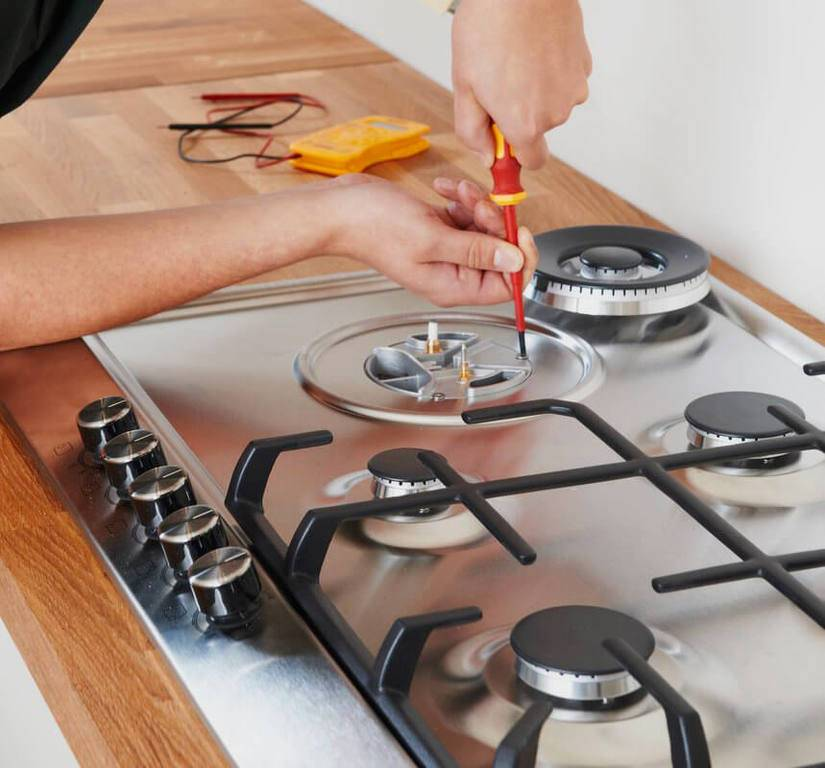 Как самому починить дверцы духовки у плиты? советы специалистов по ремонту
