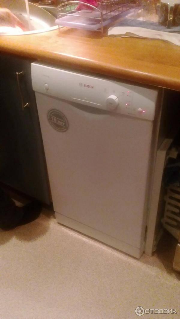 Обзор посудомоечных машин bosch - как выбрать