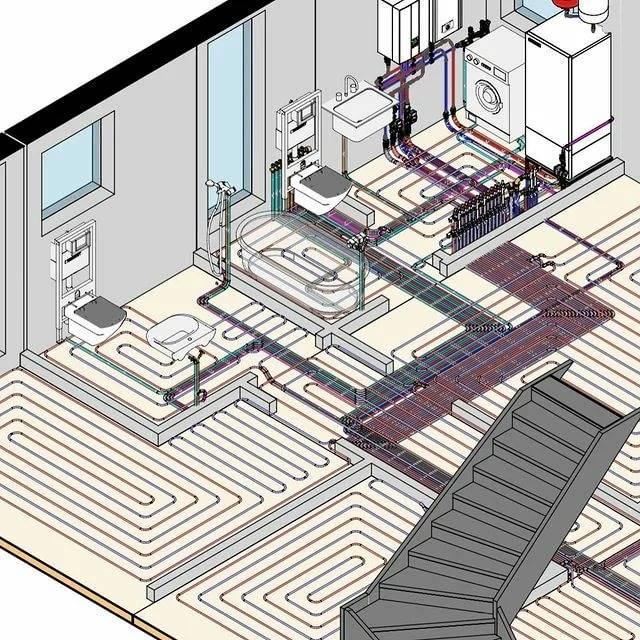 Проектирование систем отопления загородного дома и коттеджа