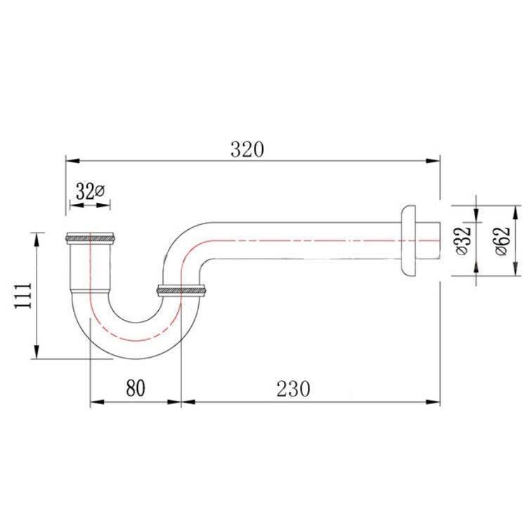 Донный клапан для раковины: разновидности и монтаж своими руками