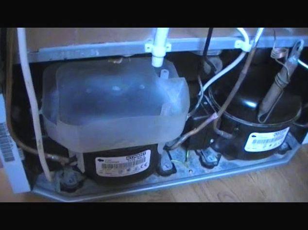 Почему не запускается компрессор холодильника