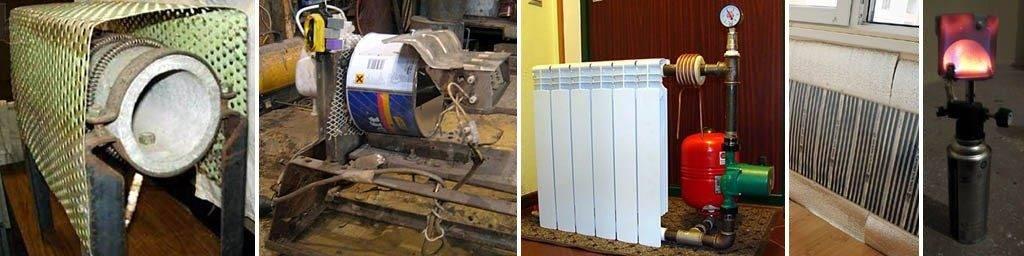 Отопление гаража с 0 до +15с - без дров, газа, электричества. китайская вебаста отопитель, как собрать и подключить.