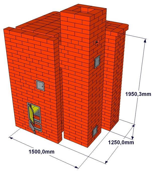 Расчет мощности газового котла отопления от площади - всё об отоплении