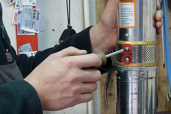 Особенности эксплуатации и ремонта насосов водолей