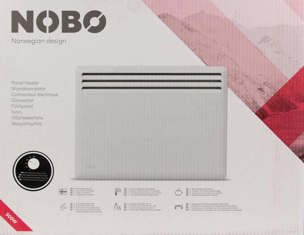 Популярные модели электрических конвекторов nobo: технические характеристики и отзывы