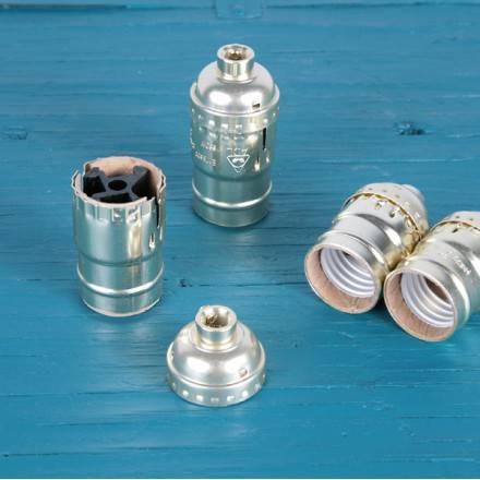 Разновидности патронов для ламп освещения