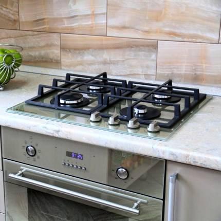Нормы расположения газовой плиты. как установить газовую плиту на кухне самостоятельно