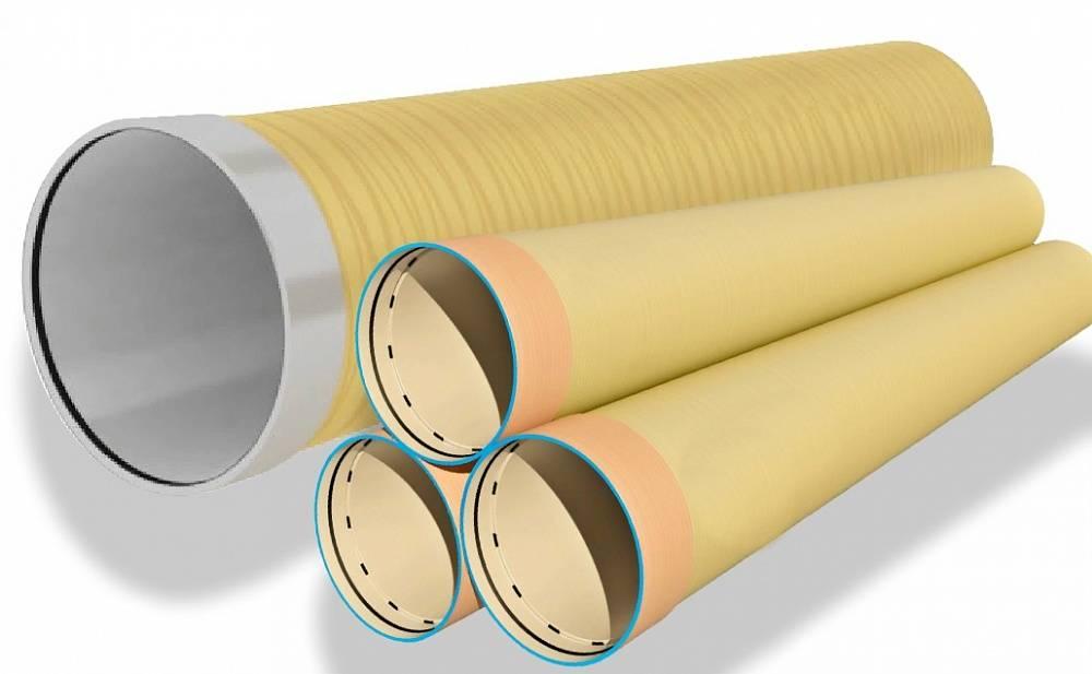 Преимущества стеклопластиковых труб