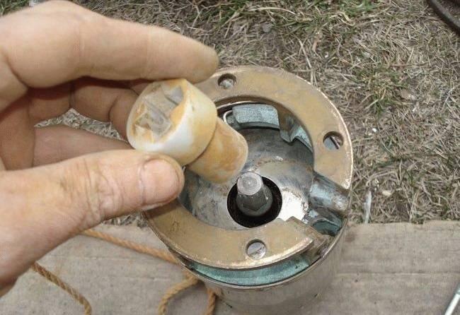 Устройство и ремонт насоса водолей своими руками