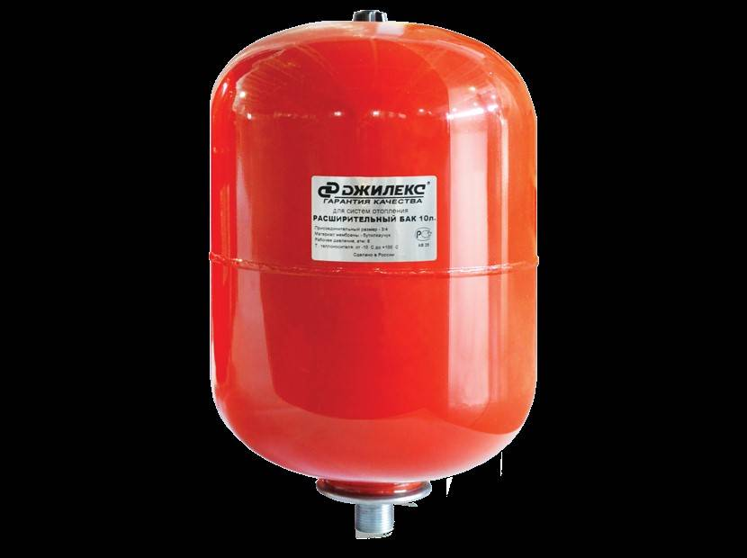 Расширительный бак для отопления закрытого типа: установка
