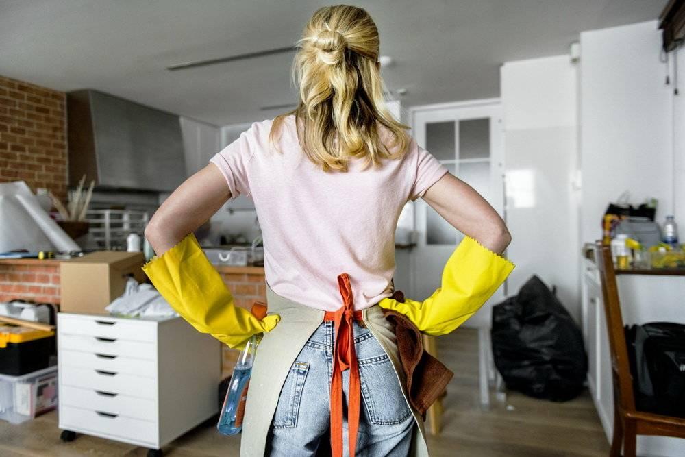 Вечная уборка дома: как перестать постоянно наводить порядок | houzz россия