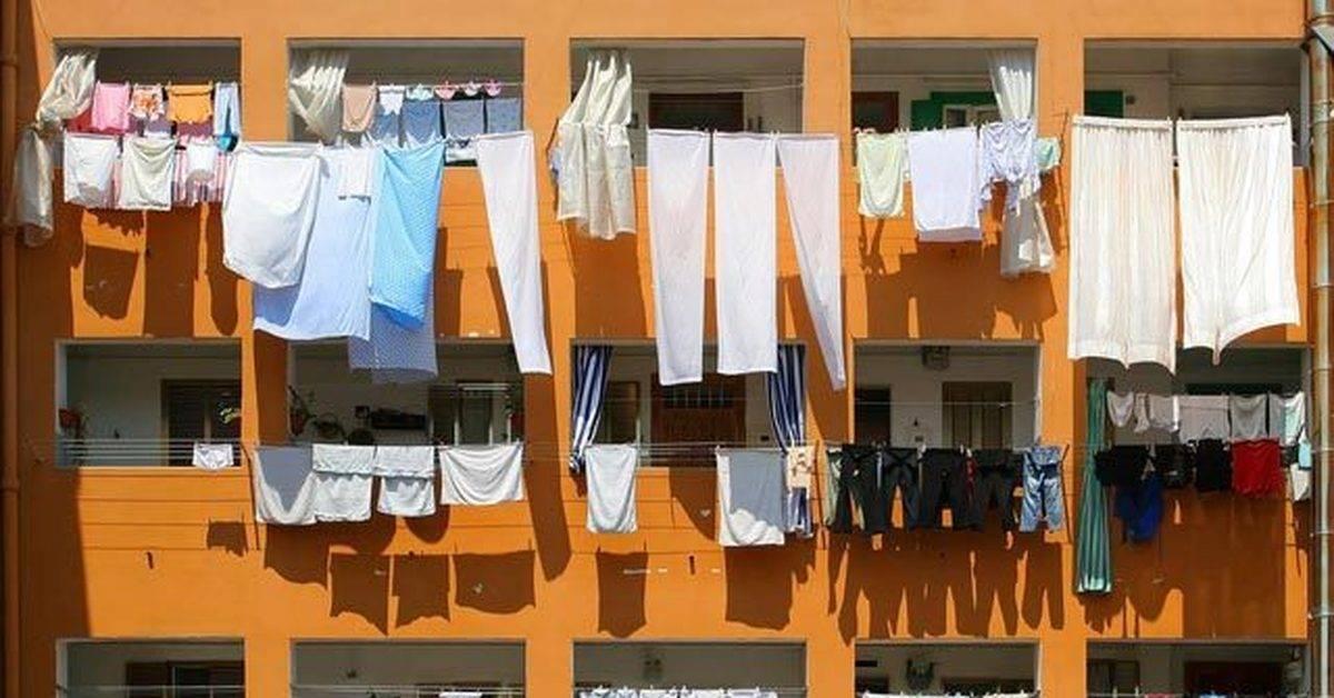 Где сушить белье в квартире / vantazer.ru – информационный портал о ремонте, отделке и обустройстве ванных комнат