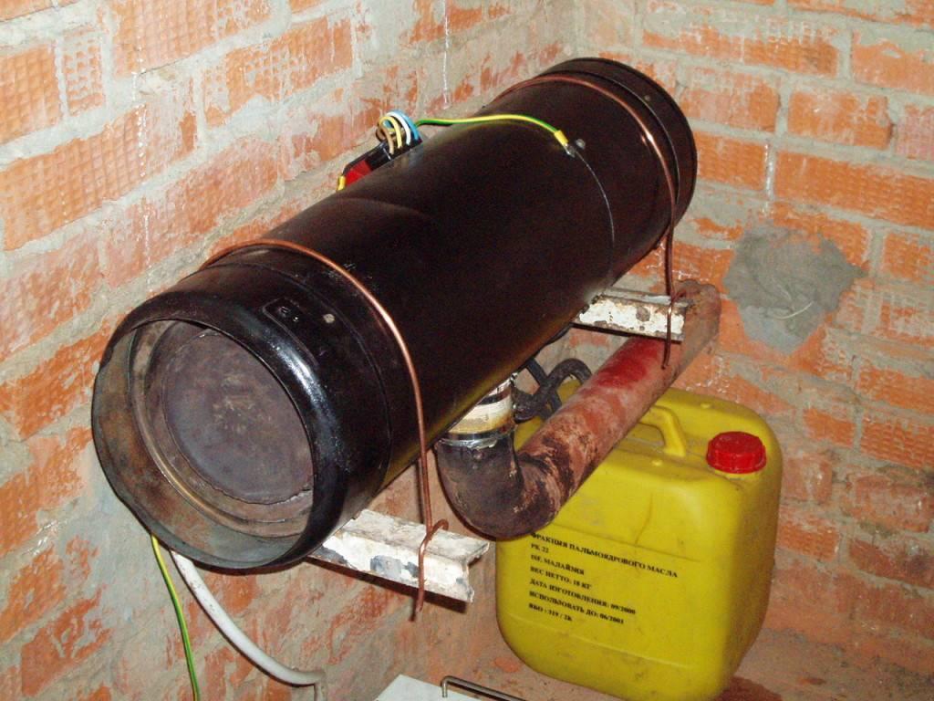 Как сделать экономную систему отопления в гараже своими руками? самодельный обогреватель в гараж: устройство своими руками