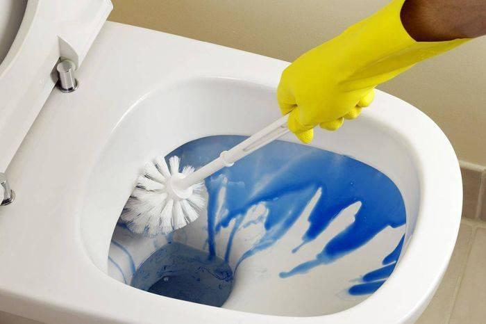 Как прочистить унитаз в домашних условиях: обзор самых эффективных способов