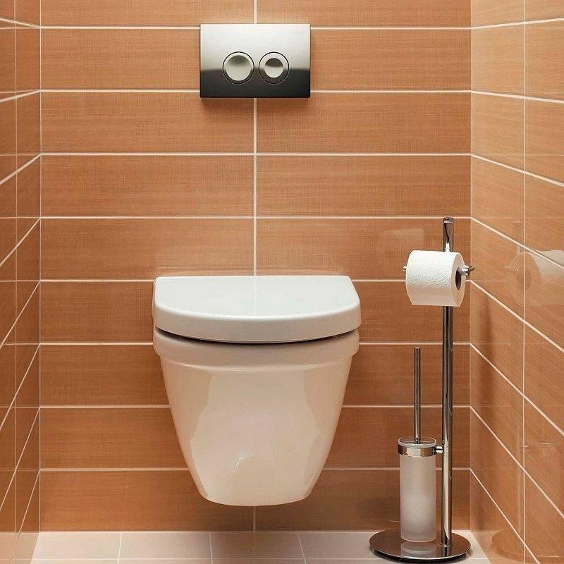 Туалет с инсталляцией: идеи дизайна и 30+фото