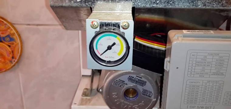 Падает давление в системе отопления в чем причина и как его восстановить. почему падает давление в газовом котле, как бороться