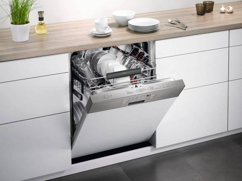 Лучшие посудомоечные машины 45 см: топ-10 рейтинг 2021