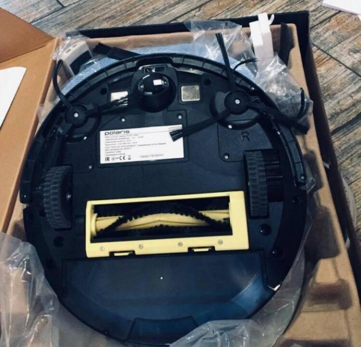Обзор робота-пылесоса Polaris PVCR 1126W: стильный трудяга – представитель Limited Collection