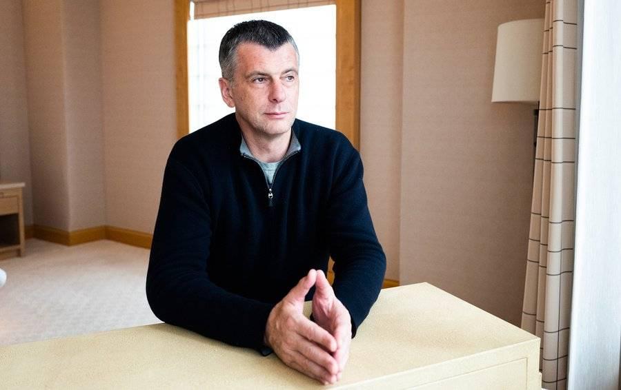 Дом миллиардера: где сейчас живёт Михаил Прохоров