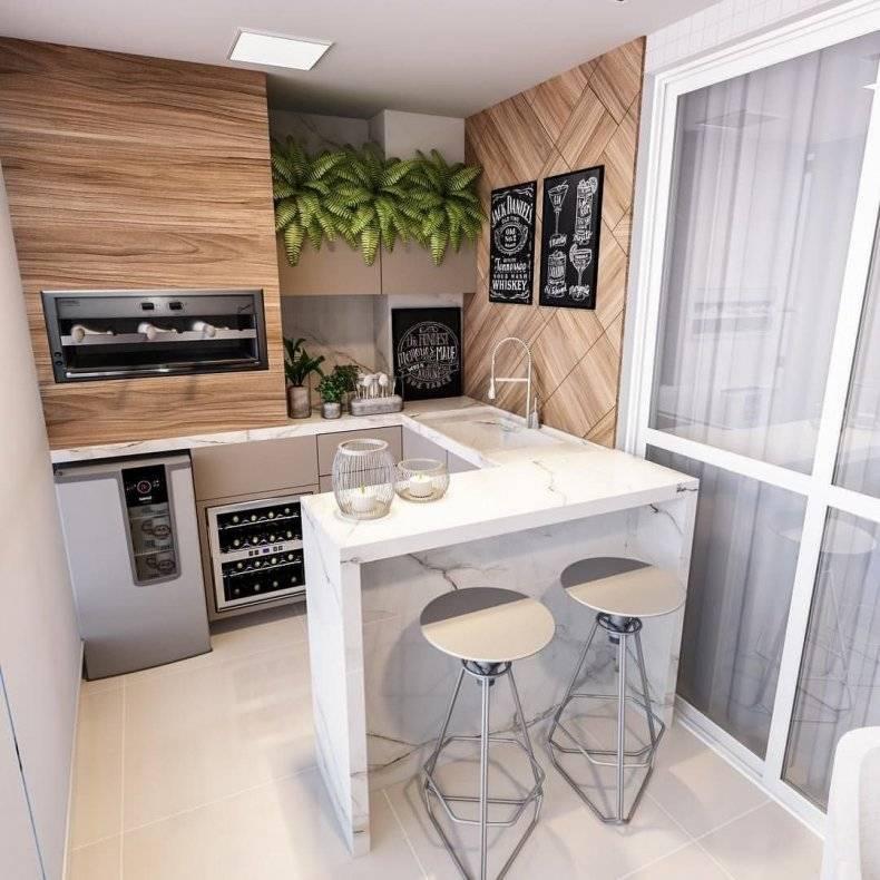 Как сделать кухню уютной и красивой:11 советов (70 фото)