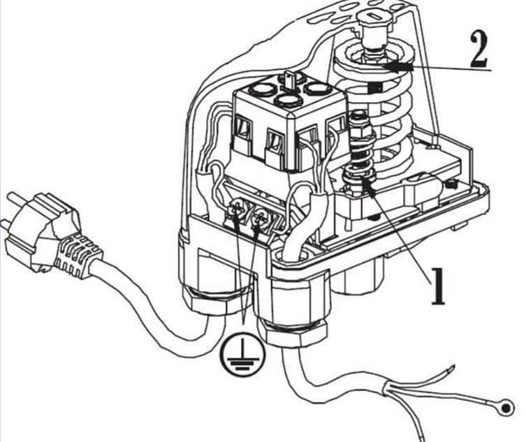 Настройка реле давления насосной станции своими руками (на примере рдм-5)