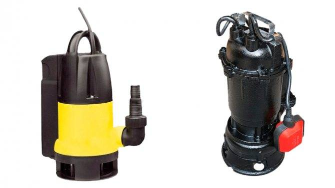 Как выбрать фекальный насос для дачи: обзор видов и правил подбора оборудования