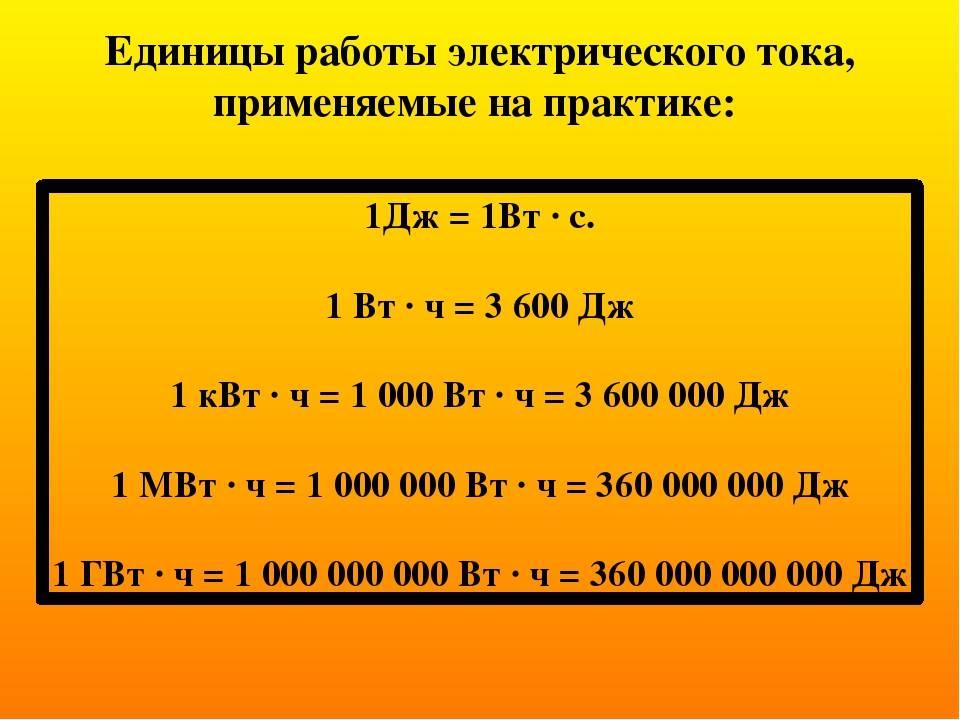 Как перевести амперы в ватты: 220 в и 380 в, таблица